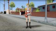 Final Fantasy XIII - Alyssa para GTA San Andreas