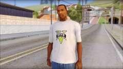 GTA 5 Fan T-Shirt para GTA San Andreas