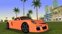 RUF CTR3 para GTA Vice City