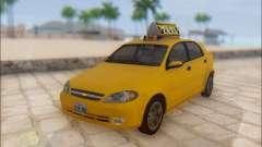 Chevrolet Lacetti Taxi