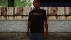 Black RX T-Shirt para GTA San Andreas