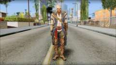 Connor Kenway Assassin Creed III v1 para GTA San Andreas