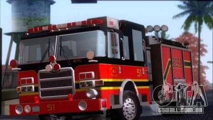 Pierce Arrow XT 2009 BCFD para GTA San Andreas
