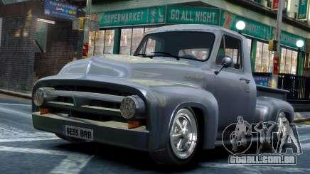 Ford FR100 Stance para GTA 4