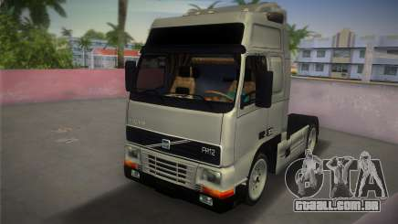 Volvo FH12 Custom para GTA Vice City