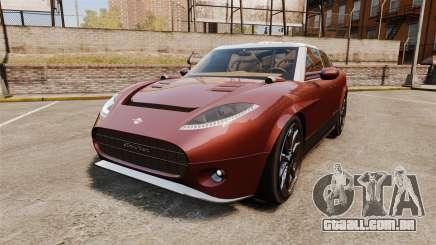 Spyker D8 para GTA 4