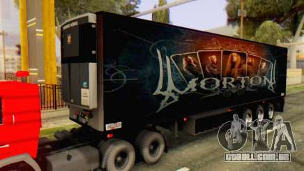 Trailer Chereau Morton Banda De 2014 para GTA San Andreas
