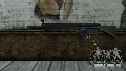 Mexican Army G-3 para GTA San Andreas