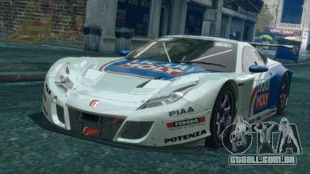 Honda HSV-010 GT para GTA 4