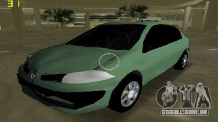 Renault Megane Sedan 2001 para GTA Vice City