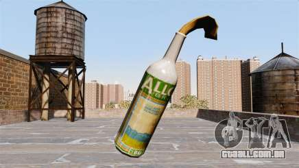O Coquetel Molotov-Allgauer- para GTA 4