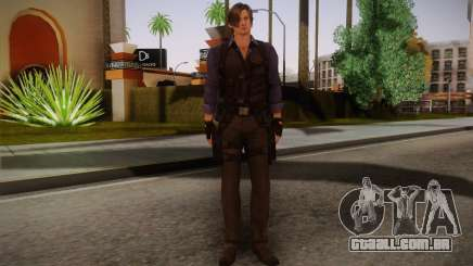 Leon Kennedy from Resident Evil 6 para GTA San Andreas