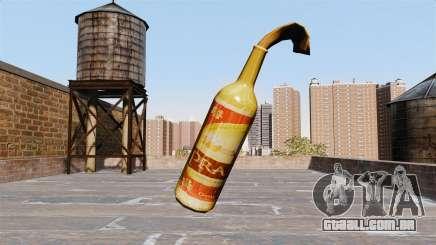 O Coquetel Molotov-Prazecka- para GTA 4