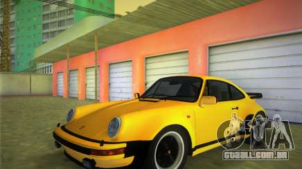 Porsche 911 Turbo 3.3 Coupe US-spec (930) 1978 para GTA Vice City