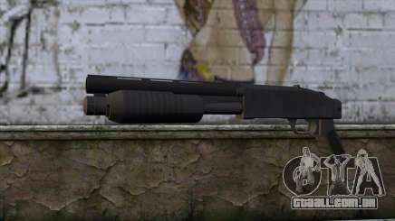Sawnoff Shotgun from GTA 5 para GTA San Andreas