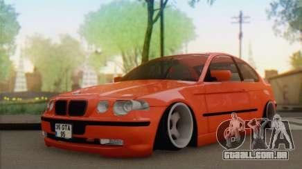 BMW 316i Compact para GTA San Andreas