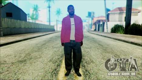 Ballas from GTA V para GTA San Andreas