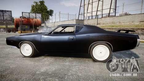 Dodge Charger 1971 para GTA 4 esquerda vista