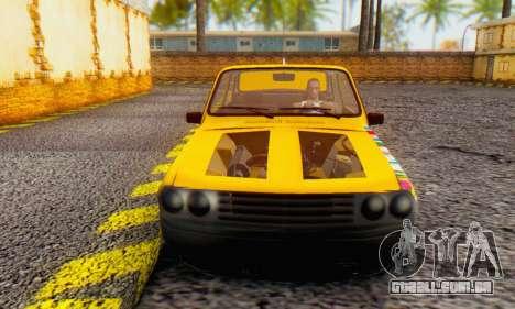 Dacia 1310 Sport Tuning v2 para GTA San Andreas esquerda vista