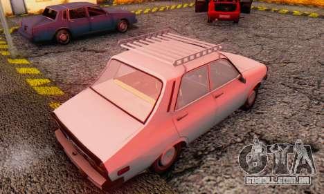 Dacia 1310 TX Stock v1 para GTA San Andreas vista direita