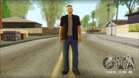 Italian Mafia Mobster para GTA San Andreas