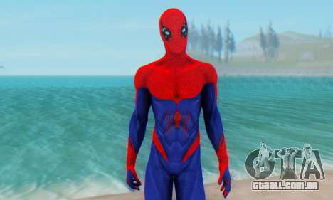 Skin The Amazing Spider Man 2 - Nueva Era para GTA San Andreas