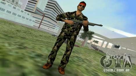 Camo Skin 01 para GTA Vice City segunda tela