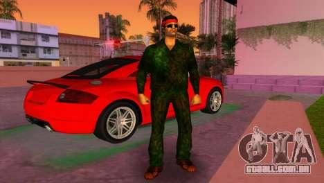 Camo Skin 14 para GTA Vice City segunda tela