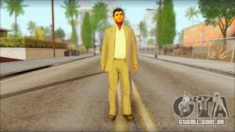 Michael from GTA 5v2 para GTA San Andreas