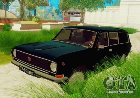 GÁS-24-12 carro funerário para GTA San Andreas