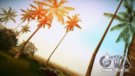 Vice ENB para GTA Vice City quinto tela
