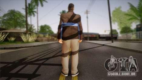 Russian Mafia Skin para GTA San Andreas segunda tela