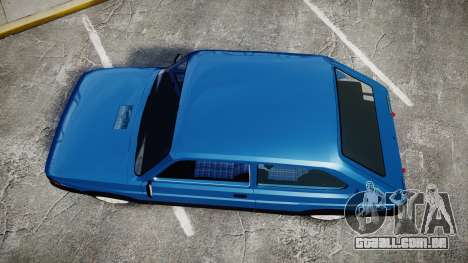 Fiat 147 Spazio-TR para GTA 4 vista direita