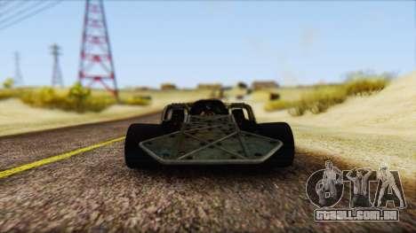 Graphic Unity V4 Final para GTA San Andreas décimo tela