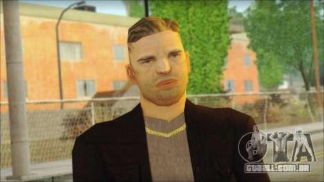 Italian Mafia Mobster para GTA San Andreas terceira tela