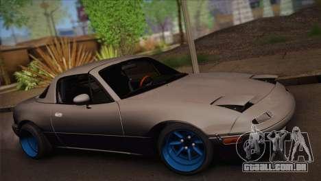 Mazda Miata para GTA San Andreas