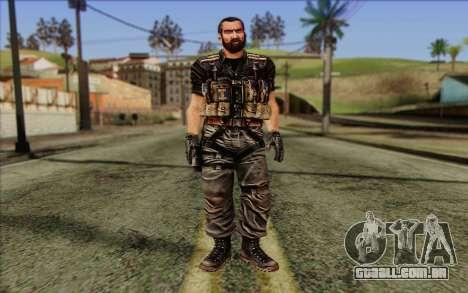 Os soldados de Rogue Warrior 1 para GTA San Andreas