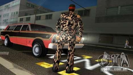 Camo Skin 08 para GTA Vice City segunda tela