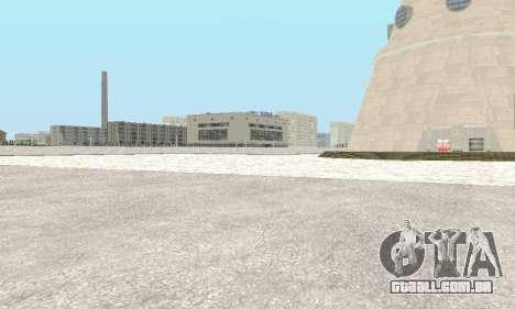 A neve para GTA Penal Rússia beta 2 para GTA San Andreas por diante tela