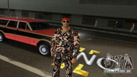 Camo Skin 08 para GTA Vice City terceira tela