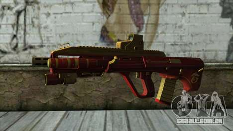 AUG A3 from PointBlank v1 para GTA San Andreas