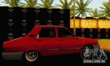 Dacia 1310 Injectie para GTA San Andreas traseira esquerda vista