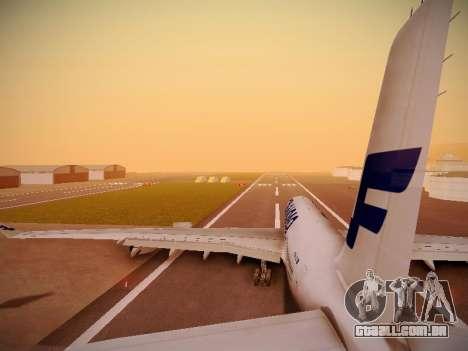 Airbus A340-300 Finnair para GTA San Andreas