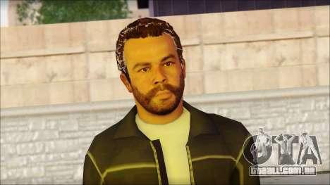 GTA 5 Ped 4 para GTA San Andreas terceira tela