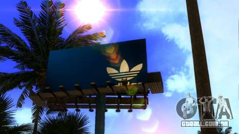 Texturas HD skate Park e hospital V2 para GTA San Andreas quinto tela