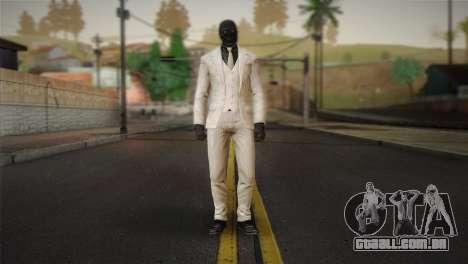 Black Mask para GTA San Andreas