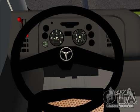 Caio Induscar Mondego H Mercedes-Benz O-500U para GTA San Andreas interior