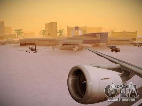 Airbus A320-214 LAN Airlines para as rodas de GTA San Andreas