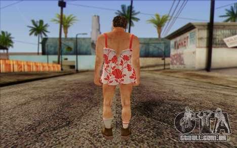 Trevor Phillips Skin v2 para GTA San Andreas segunda tela