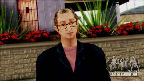Rosenberg from Beta Version para GTA San Andreas terceira tela